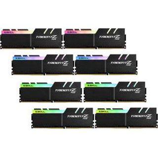 128GB G.Skill Trident Z RGB DDR4-3466 DIMM CL16 Octa Kit