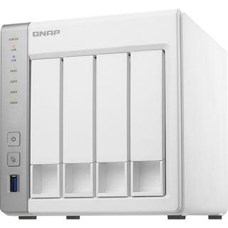 QNAP TS-431P2-4G 4BAY 1.7 GHZ QC 4G