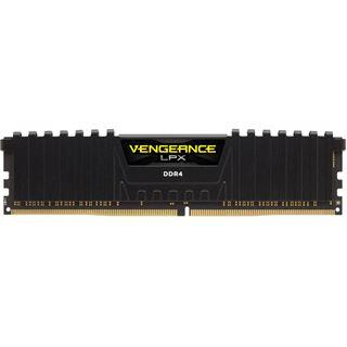 64GB Corsair DDR4 PC 3600 CL18 CORSAIR KIT (4x16GB) Veng. LPX red retail